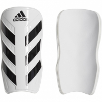 Aparatori fotbal Adidas Everlesto negru And alb CW5561 barbati teamwear adidas teamwear
