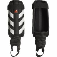Aparatori fotbal Adidas Evertomic negru And alb CW5565 teamwear adidas teamwear