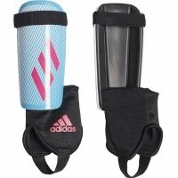 Aparatori fotbal Adidas X Youth albastru DY2583 pentru femei