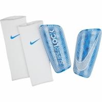 Aparatori fotbal Nike Merc LT Superlock albastru CK2167 486 pentru femei
