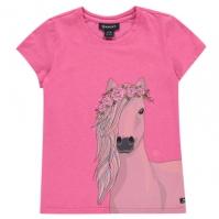 Ariat Festival Horse Tee pentru fete
