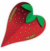 Aripioare Heart 8801