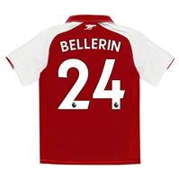 Puma Arsenal Home Bellerin Shirt 2017 2018 pentru copii