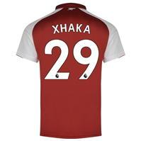 Puma Arsenal Home Xhaka Shirt 2017 2018