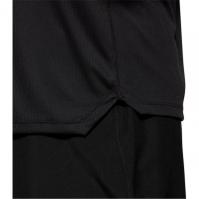 Tricou Sort Asics Sleeve alergare negru