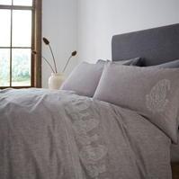 Asternuturi gri and Willow Freida Embroidery Cover