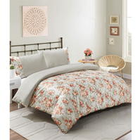 Set Asternuturi Linens and Lace Printed Jacquard Cover