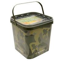 Bait Tech Camo Pellet Buckets