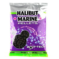 Bait Tech Halibut Marine Pellets