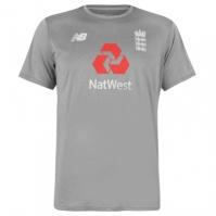 Tricou New Balance England Cricket bumbac pentru Barbati