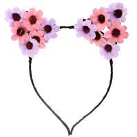 Bandana Miso Flower Ears pentru Femei