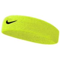 Bandana Nike Swoosh Lime NN07710