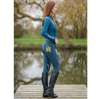 Pantaloni echitatie Breeches Hy Fashion 80 Sports