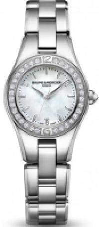 Baume & Mercier Mod Linea Diamonds Quartz