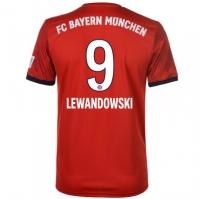 Tricou Acasa adidas Bayern Munich Robert Lewandowski 2018 2019 pentru copii