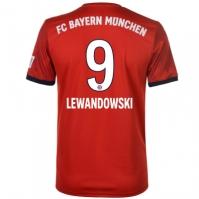 Tricou Acasa adidas Bayern Munich Robert Lewandowski 2018 2019