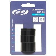 BBB Lightspace BHP 36 Spacers