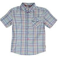 Ben Sherman 00T cu maneca scurta Juniors Shirt
