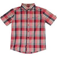 Ben Sherman 01T cu Maneca Scurta Shirt pentru baietei