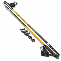Bete ski Nordic Spokey Meadow negru Golden 926451 pentru femei