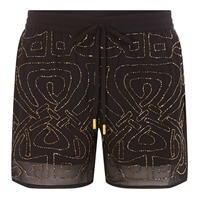 Pantaloni scurti Biba Logo Embellished