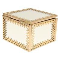 Biba Biba Mini Sq Jwlry Box 00