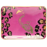 Biba Flamingo Jewellery Tray