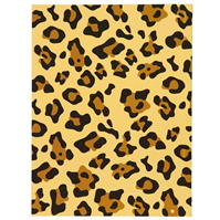 Biba Leopard Notebook