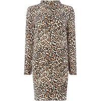Biba Leopard print nightshirt