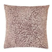 Biba Samantha Leopard Jacquard Cushion Cover