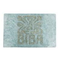 Biba Sheen Tufted Bath Mat