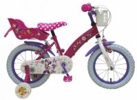Bicicleta Copii 14 Disney Minnie Mouse Bow-tique