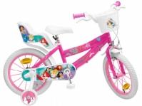 Bicicleta Copii - Fete, Disney Princess, 16 Inch, 5-7 Ani, Toimsa