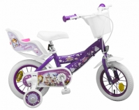 Bicicleta Copii Fete Disney Sofia The First 14 Inch 4 6 Ani Toimsa