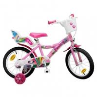 Bicicleta Copii Fete Fantasy 14 Inch 4 6 Ani Toimsa