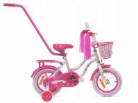 Mergi la Bicicleta Copii Sisi 12 Inch, Mexller, Roz