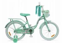 Mergi la Bicicleta Copii Village 20 Inch, Mexller, Menta