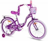 Mergi la Bicicleta Copii Village 20 Inch, Mexller, Mov