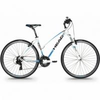Bicicleta Cross Head I-PEAK I pentru Femei 28 Alb-albastru