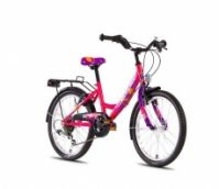 Bicicleta De Copii Leader Fox Bear Fete