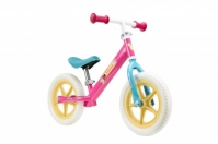 Bicicleta Metalica Fara Pedale Minnie Mouse