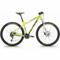 Bicicleta MTB Head X-RUBI I 27.5 Galben