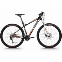 Bicicleta MTB Head X-RUBI II 29 Negru-portocaliu