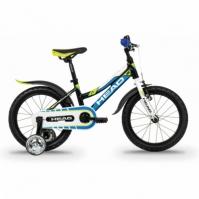 Bicicleta pentru copii Head pentru copii BOYS 16 Negru