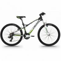 Bicicleta pentru copii Head RIDOTT I 24 Negru-verde