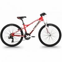 Bicicleta pentru copii Head RIDOTT I 24 Rosu