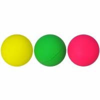 Set 3 Soft Axer 3.8cm balls A24218 sport Axer sport