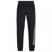 Blugi Pantaloni jogging Calvin Klein Terry Logo