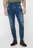 Blugi urban ALLDD Stacked Ian nisip-washed Cayler and Sons
