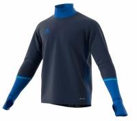 Tricouri antrenament BLUZA adidas CONDIVO 16 bleumarin / albastru / S93547 barbati